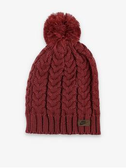 Nike Talvipäähineet Knit Pom ruskea