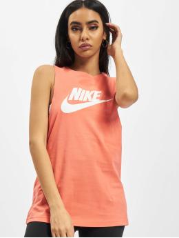Nike Tank Tops Futura New розовый
