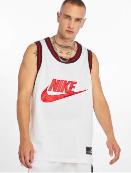 Nike Tank Tops Statement Mesh biela