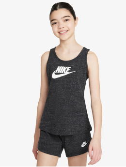 Nike Tank Tops Tank Jersey musta