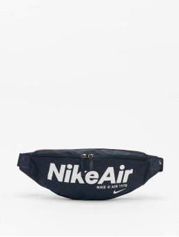 Nike tas Heritage 2.0 blauw