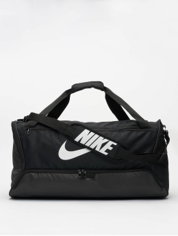 Nike tas Brasilia M Duffle 9.0 (60l) zwart