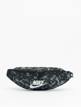 Nike tas Heritage Hip Pack AOP2 zwart