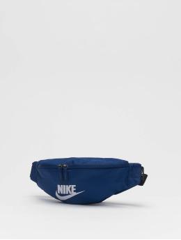 Nike Tasche Heritage Hip Pack blau