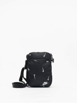 Nike Tasche Heritage Smit - AOP1 schwarz