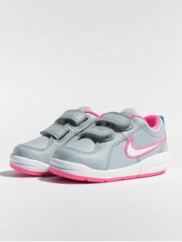 Nike Tennarit Pico 4 Toddler harmaa