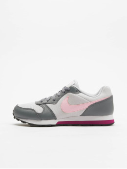 Nike Tennarit Mid Runner 2 (GS) harmaa