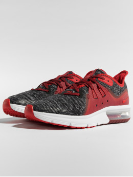 finest selection 78a85 be845 Nike Tennarit Air Max Sequent 3 musta