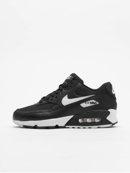 Nike Tennarit Air Max musta
