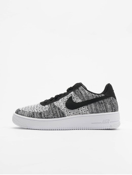Nike Tennarit Air Force 1 Flyknit 2.0 musta