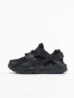 Nike Tennarit Huarache Run (PS) musta