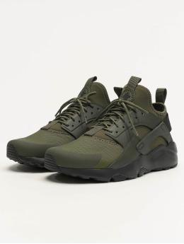 Nike Tennarit Air Huarache RN Ultra oliivi