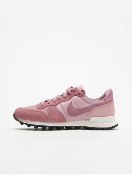 Nike Tennarit Internationalist purpuranpunainen