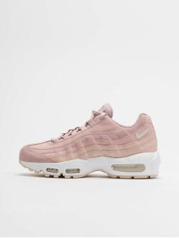 Nike | Air Max 95 Premium Tennarit | vaaleanpunainen