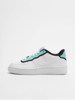 size 40 e15cc ed698 Nike Tennarit Air Force 1 LV8 1 DBL GS valkoinen
