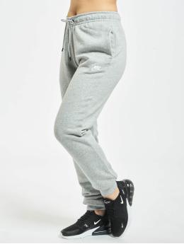 Nike tepláky Essential Regular šedá