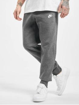 Nike tepláky Club  šedá