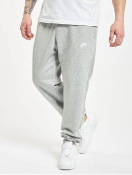 Nike tepláky Club CF FT šedá