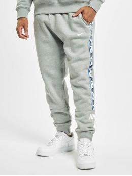 Nike tepláky Repeat Fleece BB  šedá