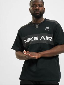 Nike Topssans manche Mesh noir