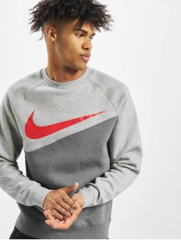 Nike Trøjer Swoosh Crew BB  grå