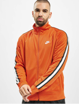 Nike Trainingsjacken N98 Tribute orange