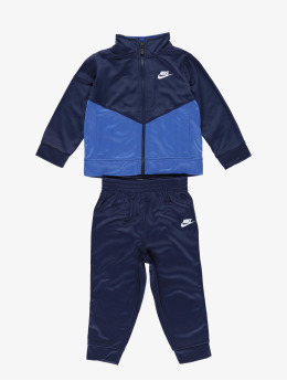Nike Trainingspak Core  blauw