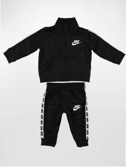 Nike Trainingspak Block Taping zwart