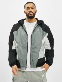 Nike Transitional Jackets Woven Signature Windrunner grå