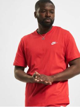 Nike Tričká M Nsw Club  èervená