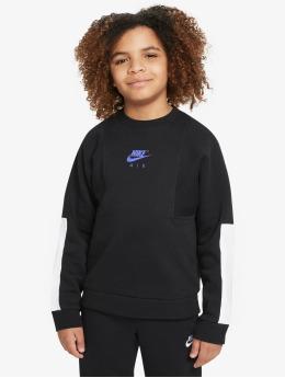 Nike Tričká dlhý rukáv Air Crew èierna