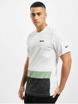 Nike Trika Air Blocked bílý