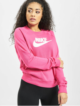 Nike trui Essential Crew Fleece HBR  pink