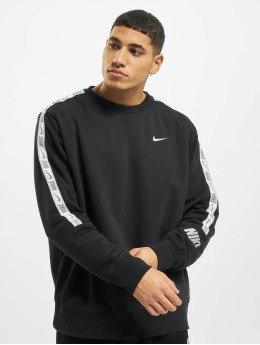Nike trui Repeat Fleece Crew BB zwart