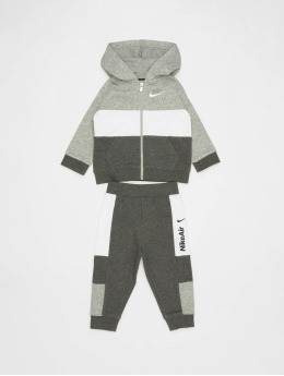 Nike Tuta Air Full Zip & Jogger grigio