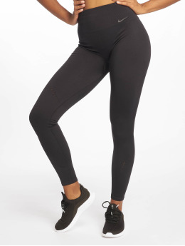 Nike Urheiluleggingsit Power Tight Studio Seamless Vnr musta