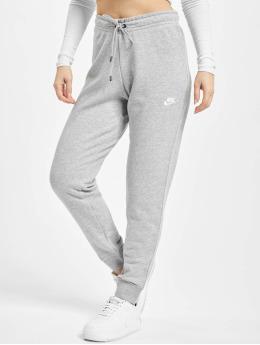 Nike Verryttelyhousut Essential Tight  harmaa
