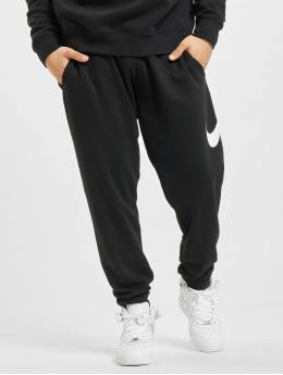 Nike Verryttelyhousut DF Taper FA Swoosh musta