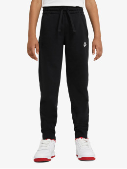 Nike Verryttelyhousut Club  musta