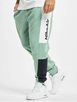 Nike Verryttelyhousut Air  vihreä