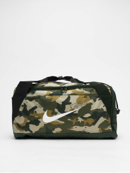 Nike Vesker Brasilia S Duffel Bag kamuflasje