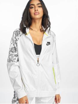 Nike Veste mi-saison légère Woven blanc