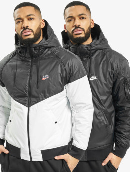 Nike HE Windrunner Jacket BlackBlackWhiteSail