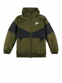 Nike Veste mi-saison légère Air Jacket olive