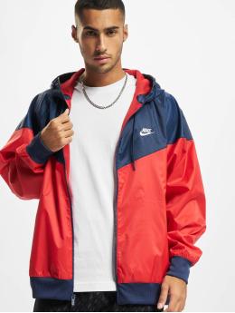Nike Veste mi-saison légère Woven  rouge