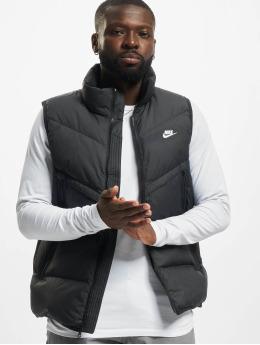 Nike Veste sans manche NSW SF Windrunner  noir