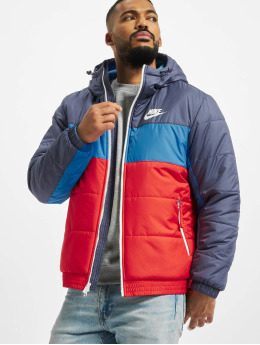 Nike winterjas Synthetic Fill Full Zip rood