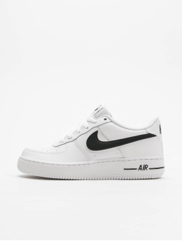 Nike Zapatillas de deporte Air Force 1-3 blanco