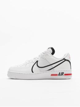 Nike Zapatillas de deporte Air Force 1 React blanco