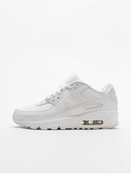 Nike Zapatillas de deporte Air Max 90 Ltr (GS)  blanco